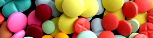 amphetamines are addictive and come as pills or tablets in different sizes and colours